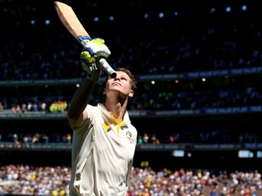 On the second day of the Boxing Day Test against India, Smith showed that a milestone counts for little when your only focus is winning a Test match. Getty Images