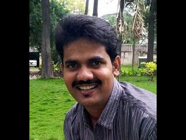 IAS officer DK Ravi. PTI image