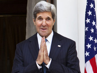 John Kerry. AFP