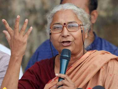 Medha Patkar quits AAP, says party has become a 'tamasha ...