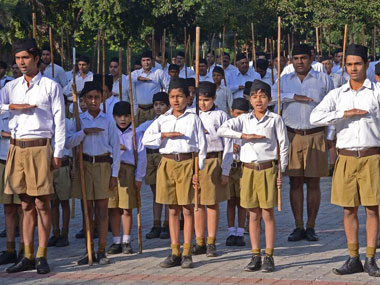 RSS to brainstorm on strategy for poll-bound states