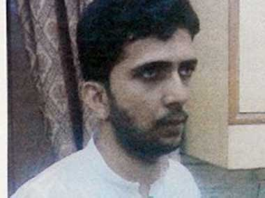 File photo of Yasin Bhatkal. AFP