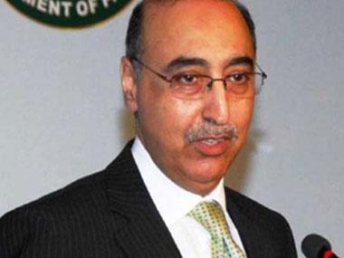 Pakistan High Commissioner Abdul Basit. News 18