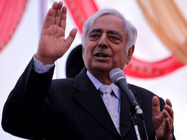 Jammu and Kashmir Chief Minister Mufti Mohammed Sayeed. AFP