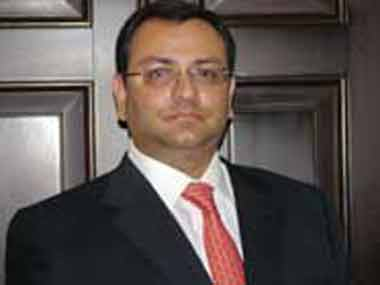 Tata Group CMD Cyrus Mistry