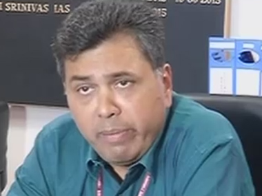 SAI Director General Injeti Srinivas. IBNLive