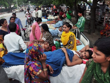 At least 41 Indians have died in Nepal due to the earthquake. PTI