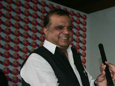 File photo of Hockey India chief Narinder Batra. Courtesy: Hockey India