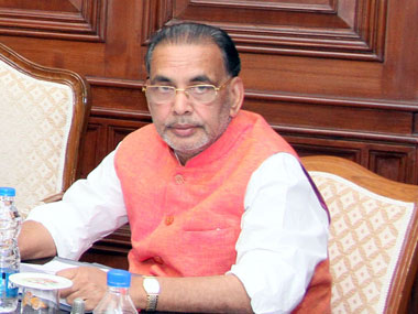 Agriculture Minister Radha Mohan Singh. PIB