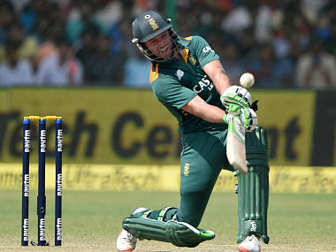File picture of AB de Villiers. AFP