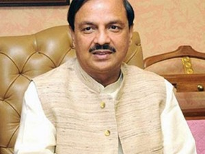 Union Culture Minister Mahesh Sharma. PTI