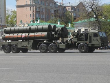 A file picture of S-400. Image source: Wikipedia