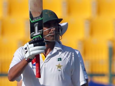 File image of Younis Khan. AFP