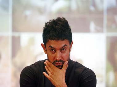 Aamir Khan. Reuters