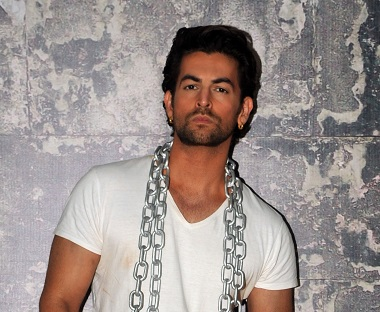 Neil Nitin Mukesh. AFP