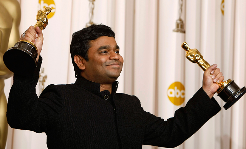 """Two Oscars is enough for a lifetime,"" says ARR. Reuters"