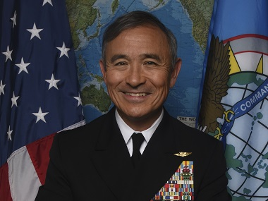 File image of Admiral Harris. Wikimedia Commons