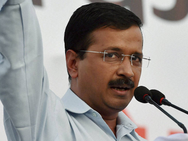 Delhi CM Arvind Kejriwal criticised Irani, Dattatreya for Rohith Vemula's suicide. PTI