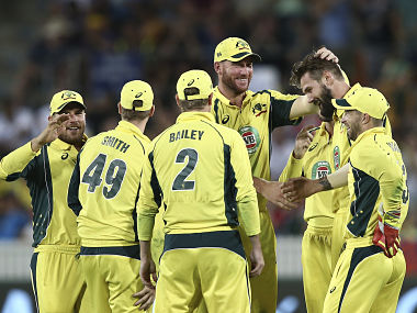 Australia Cricket Team. AP