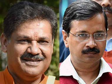 Justice Mudgal gives Kirti Azad and Arvind Kejriwal more ammo/ PTI
