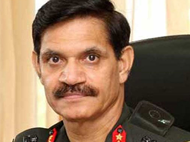 General Dalbir Singh. News18