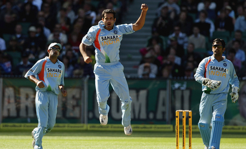 For me cricket is passion. When you are passionate about something you have aim in life, you will never go lethargic. It's never been the case in so many years of my cricketing career, even in practice that I got demotivated: Irfan Pathan. Getty