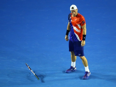 Lleyton Hewitt called time on his professional career at this year's Australian Open. Getty