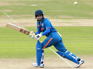 India women's team captain Mithali Raj. Getty