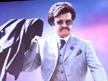Actor Rajinikanth. Image: Firstpost