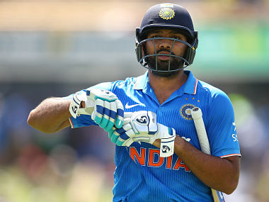 File picture of Rohit Sharma. Getty