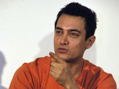 File photo of Aamir Khan. Reuters