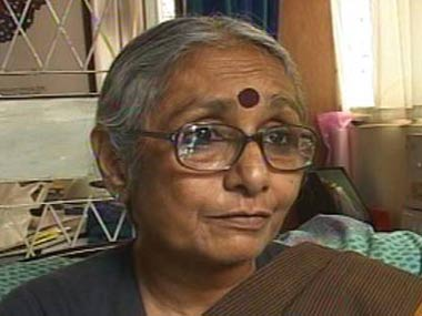 Aruna Roy. File photo. Image courtesy: ibnlive
