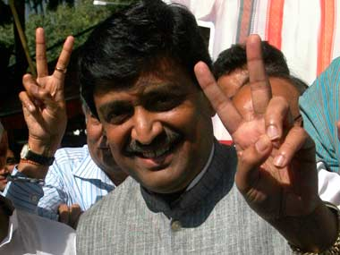 Ashok Chavan in file photo. Reuters