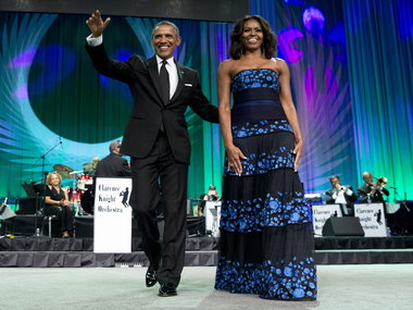 'Southside With You' tells the story of the Obamas' first date / AP