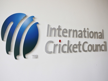 Representational of The International Cricket Council (ICC). Reuters