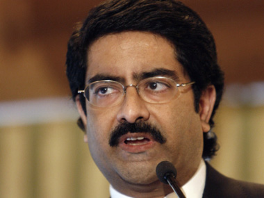 Kumar Mangalam Birla, Chairman of Aditya Birla Group. Reuters