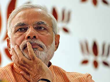 """Modi said the proposal to introduce Antyodaya Express and to add two to four Deen Dayalu coaches reflects the """"government's commitment to the welfare of the poor"""". AP"""