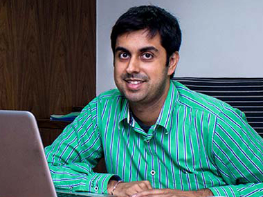 Sameer Parwani, Founder & CEO, CouponDunia