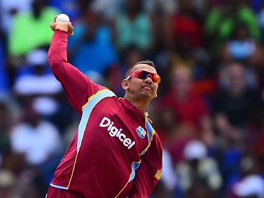File picture of Sunil Narine. AFP