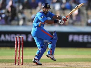 File picture of Suresh Raina. Getty