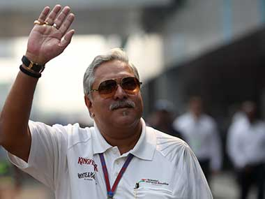 File photo of Vijay Mallya. Reuters