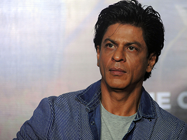 Shah Rukh Khan. Image from AFP