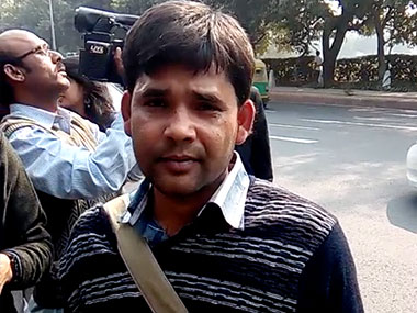 Tarique Anwar was attacked at the Patiala House court complex.