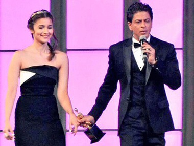 Alia Bhatt teams up with Shah Rukh Khan in Gauri Shinde's next film. Image from IBNlive
