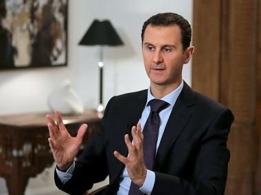 Syrian President Bashar al-Assad. AFP