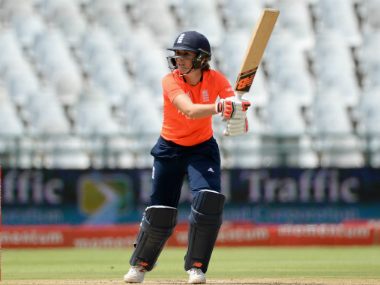 Charlotte Edwards (above) scored 30 runs and 59-run opening stand with Tammy Beaumont. Getty Images