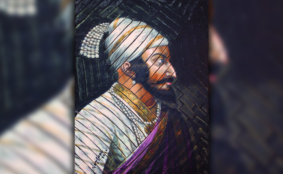 'Chhatrapati Shivaji Maharaj, oil on canvas'. Images courtesy Phiroze Vazifdar One of India's most prolific modern artists, Jehangir Vazifdar never sold a single painting — he chose not to. An architect and builder by profession, Vazifdar's work stands alongside paintings by FN Souza, MF Husain, Krishen Khanna, Somnath Hore, Mohan Samant and Krishna Reddy, in the New York University's Gallery of Art.