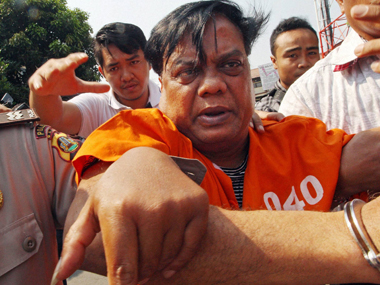 Chhota Rajan was once a close aide of fugitive terrorist and underworld don Dawood Ibrahim. PTI
