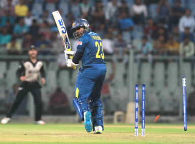 Tillekaratne Dilshan, one of the world's most destructive openers, is now just a shadow of his former self. Solaris Images