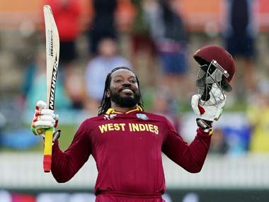 For Chris Gayle, this could be the last chance to help his side win a major title. Getty Images